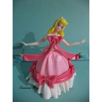 Princesas Disney Aurora En Porcelana Fria