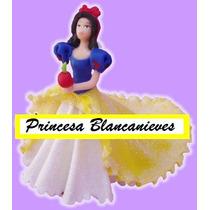 Princesas De Luxe En Porcelana Fría -- En Belgrano !!