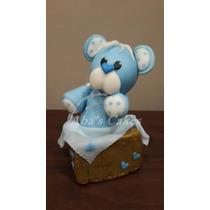 Adorno Nacimiento/ 1 Año Porcelana Fria
