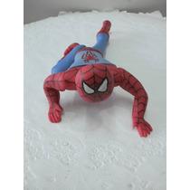 Adorno Torta Hombre Araña Porcelana Fria