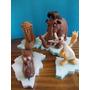 La Hera Del Hielo En Porcelana Fria Para Tu Torta