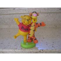 Adorno Torta Porcelana Fría Winnie The Pooh,