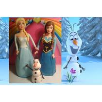 Frozen - La Princesa Elsa, Ana & Olaf !!!