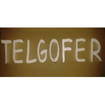 Letras Corporeas Carteles Polifan Telgopor Adornos Apliques