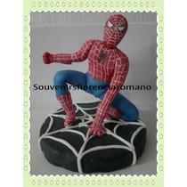 Hombre Araña Porcelana Fria