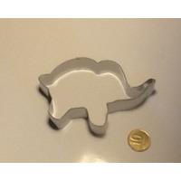 Cortante Elefante Galletitas Cookies Masas Porcelana Fría