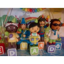 Zamba Y Sus Amigos De Fiesta !!! + 4 Cubos Con Tu Nombre!!