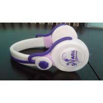 Adorno Porcelana Fria Violetta Auriculares!! Zona Sur