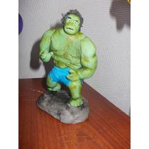 Hulk En Porcelana Fria! Tortas, Souvenir, Decoracion