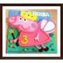 Torta Peppa Pig Adorno Lista Como En Foto Min 2k.mercadopago