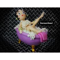 Adorno De Torta Betty Boop