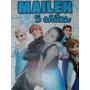 Cartel Bienvenida Poster Personalizado Frozen Elsa Anna Olaf