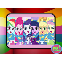 Cartuchera 2 Pisos Personalizada Equestria Girls Pony