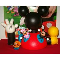Adorno P/ Torta : La Casa De Mickey Mouse!