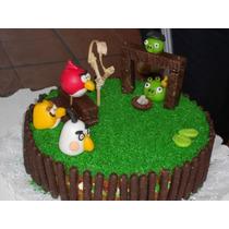 Muñecos Angry Birds