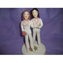 Adorno Torta Casamiento Gay