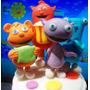 Cuddlies - Baby Tv - Adorno Para Tu Torta