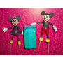 Adorno Torta Mickey Y Minnie Mouse - Hermosos