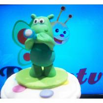 Hipopotamo!!! - Baby Tv - Adorno Para Tu Torta