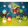 Adorno De Torta: Angry Birds !!!