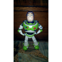Buzz Lightyear Toy Story En Porcelana Fria