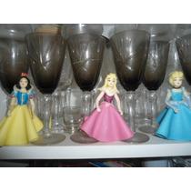 Adornos Para Tortas En Porcelana Fria Princesas Disney!!