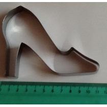 Cortante Galletitas Zapato Princesa Cenicienta Souvenir 11cm