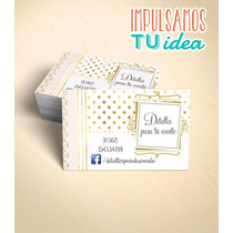 Tarjeta Personal Para Imprimir - Wedding Planner