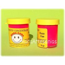 Pigmento / Colorante Para Porcelana Fria Mamadora Mama Dora