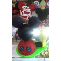 Adorno De Torta La Casa De Mickey Mouse! !!
