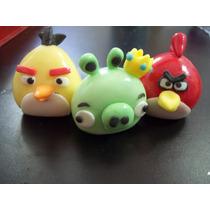 Angry Birds Adorno Para Tortas