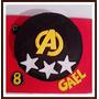Torta Avengers Vengadores Dec 100% Artesanal 2 Kg Mínimo