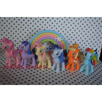 My Little Pony Adorno De Torta