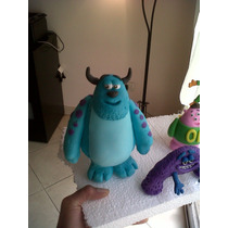 Monster University 5 Personajes En Porcelana Fria