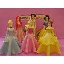 Adorno De Torta Porcelana Fria Princesas De Disney