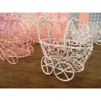 Mini Bicicochecito De Hierro Souvenirs,baby Shower!