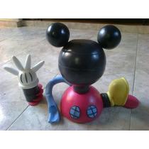 La Casa De Mickey Mouse En Porcelana Fria