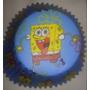Pirotin Cupcake Importado Bob Esponja Nickelodeon Candy Bar