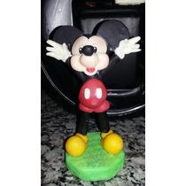 Adorno Para Torta Porcelana Fría Mickey