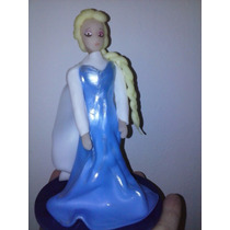 Elsa Frozen Adorno Para Tortas