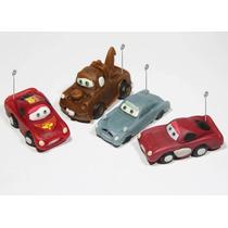 Souvenirs X 40 Rayo Mc Queen, Cars En Porcelana Fria