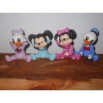 Personajes De Disney Bebes En Porcelana Fría
