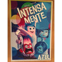 Cartel Bienvenida Poster Personalizado Intensamente Alegria