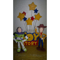 Adorno Torta Porcelana Frìa Toy Story Personajes Varios