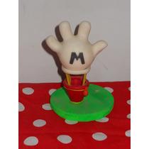 Guante Globo De Mickey Mouse En Porcelana Fría