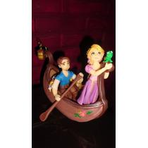 Rapunzel, Flyn Y Pascal