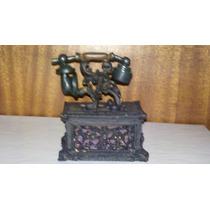 Antiguo Teléfono Años1800, En Resina Elioplata