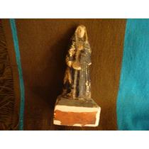 Antigua Talla Virgen Maria Dolorosa Sin Cristo. Santa Maria