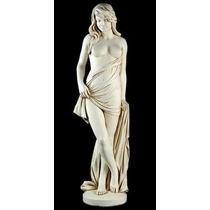 Estatua De Cemento Gris Reha 1.50 Mts
