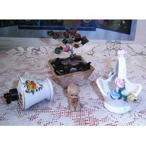 Suasta Base70 Grupo De 4 Antiguos Artículos Decorativos L580